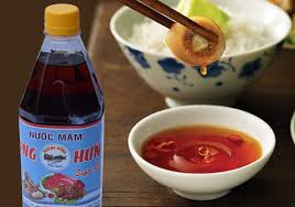 Phu Quoc fish sauce is famous for its delicious and charming flavor