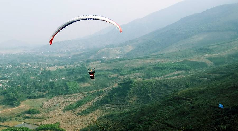 """QUANG NINH PARAGLIDING FESTIVAL 2019 – """"FLYING ON THE HERITAGE ZONE"""""""
