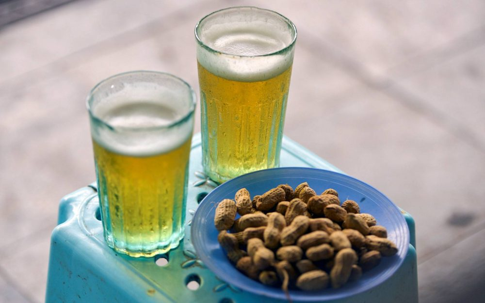 HANOI BEER - THE CULTURAL BEAUTY OF THE CAPITAL