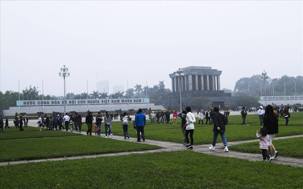 Ho Chi Minh Mausoleum – The convergence of elite architecture and cultural space. (Part 1)