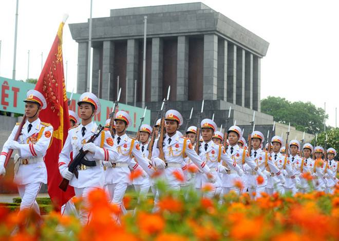 Ho Chi Minh Mausoleum – The convergence of elite architecture and cultural space. (Part 2)