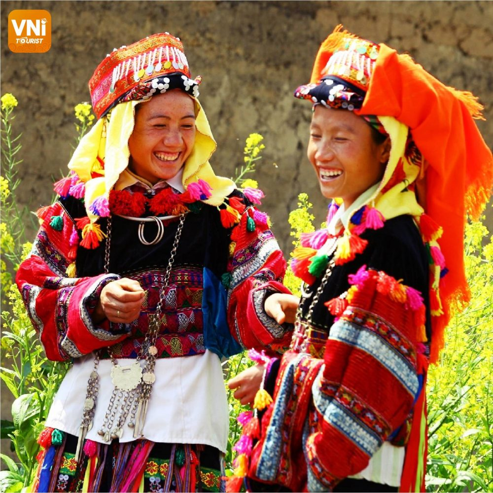 LO LO CHAI – THE VILLAGE ON THE TOP OF VIETNAM