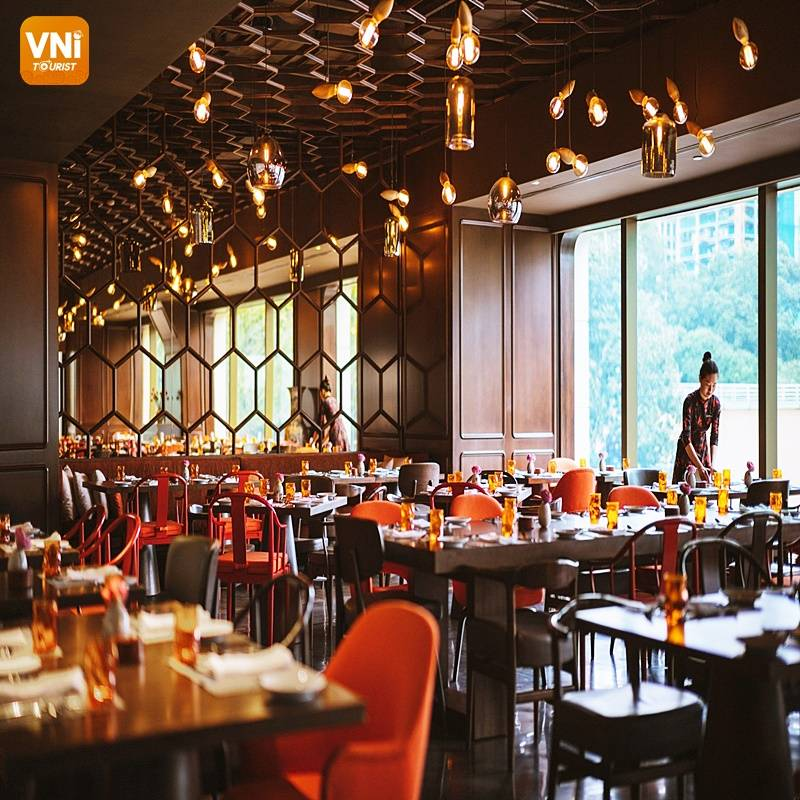 Best restaurants in ho chi minh
