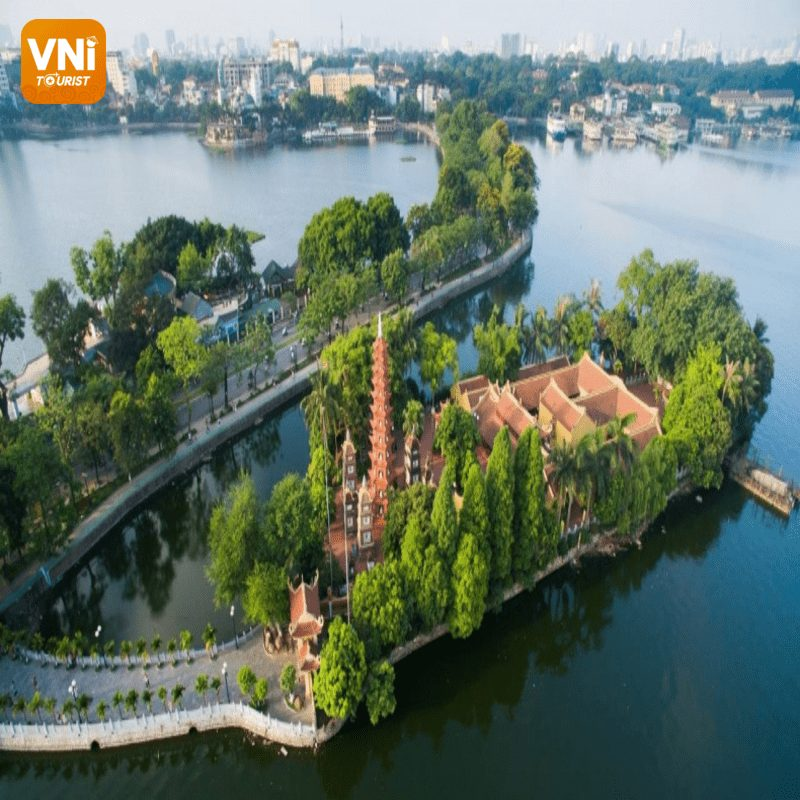 TRAN QUOC PAGODA – THE MOST BEAUTIFUL OLD PAGODA IN VIETNAM