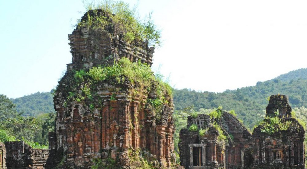MY SON SANCTUARY – UNESCO WORLD HERITAGE SITE IN HOI AN