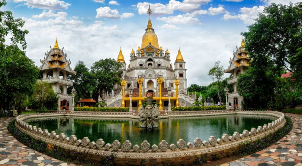 LIST OF BEAUTIFUL PAGODAS IN HO CHI MINH CITY