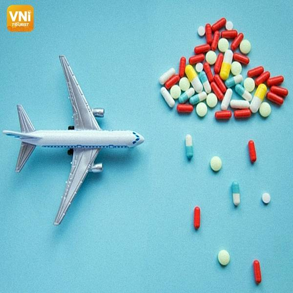 SOME TYPES OF NEEDED MEDICINES IN TRAVELING