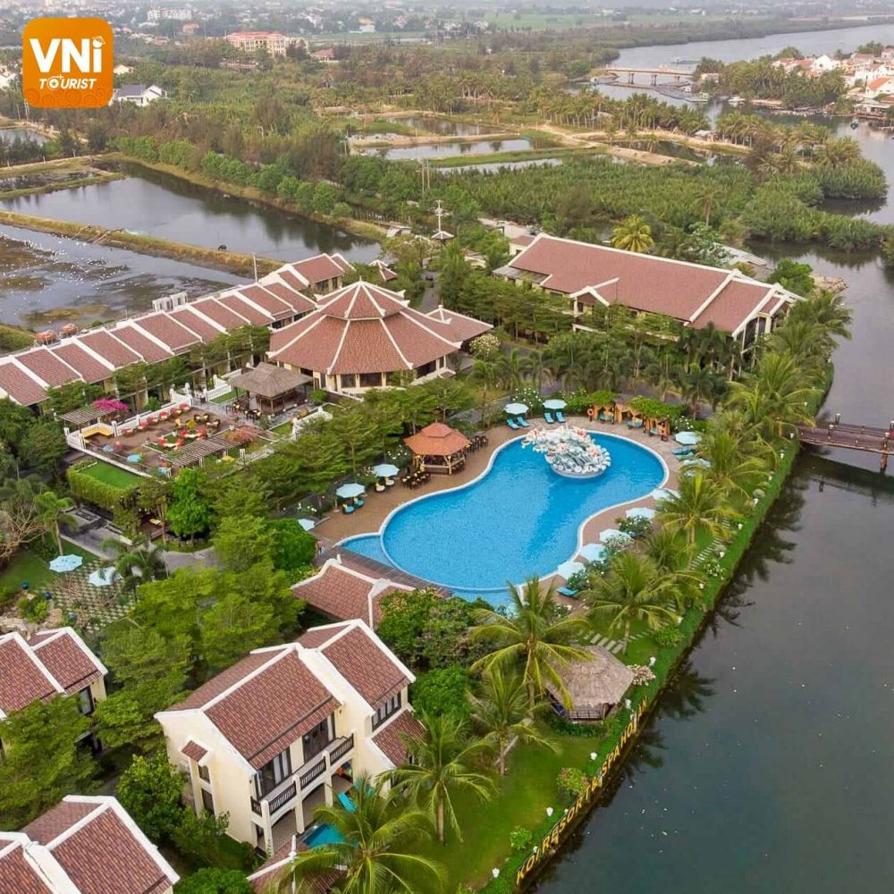 hoi an beach resorts