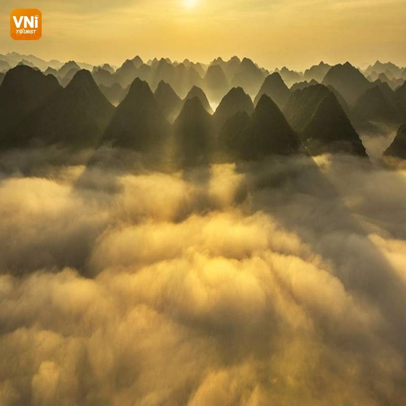 THE LANDSCAPE OF VIETNAM FROM ABOVE-10