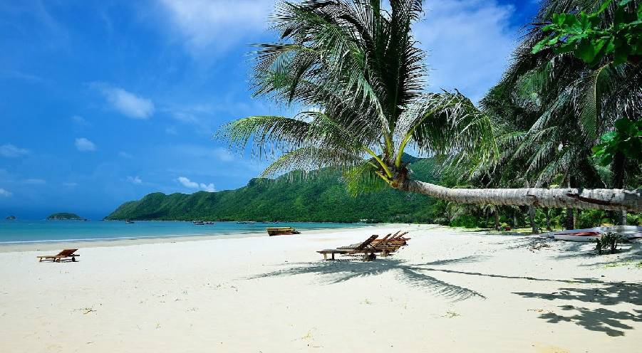 Con Dao Islands, a reviving secluded paradise in the East Sea