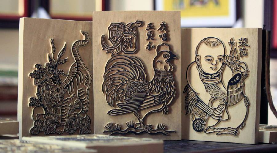 Dong Ho Painting Village – A folk wood carving village of Vietnamese soul