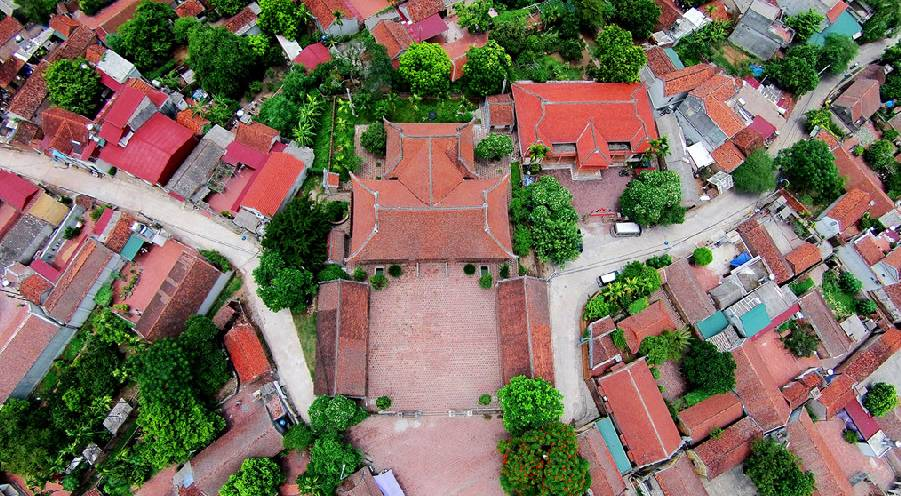 Duong Lam Ancient Village – The hidden beauty in the heart of the capital