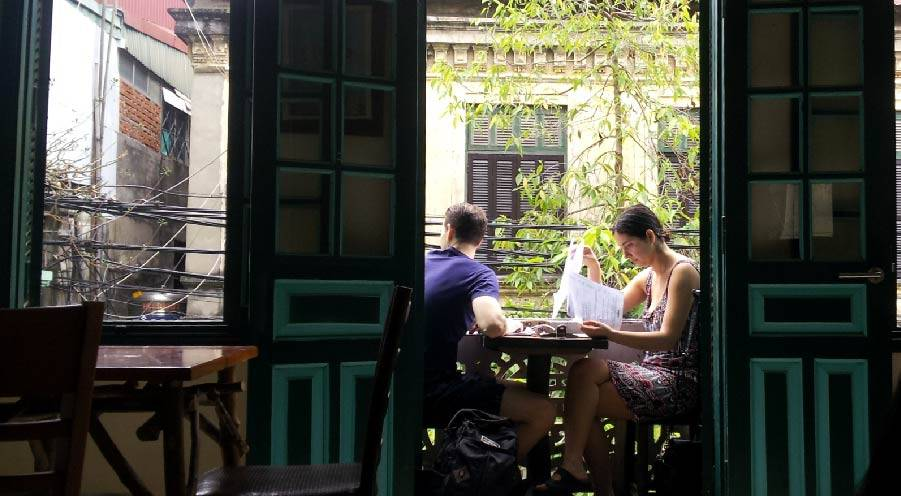 Villa cafes in Hanoi – The places to keep memories of the capital