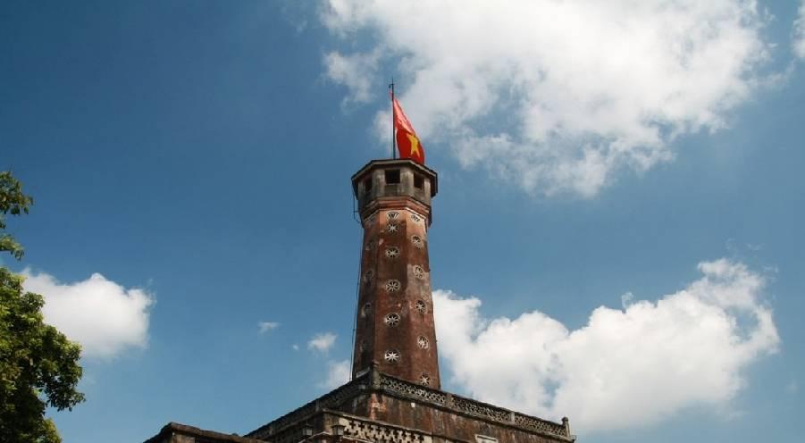 Hanoi Flag Tower – A historical symbol of the Capital