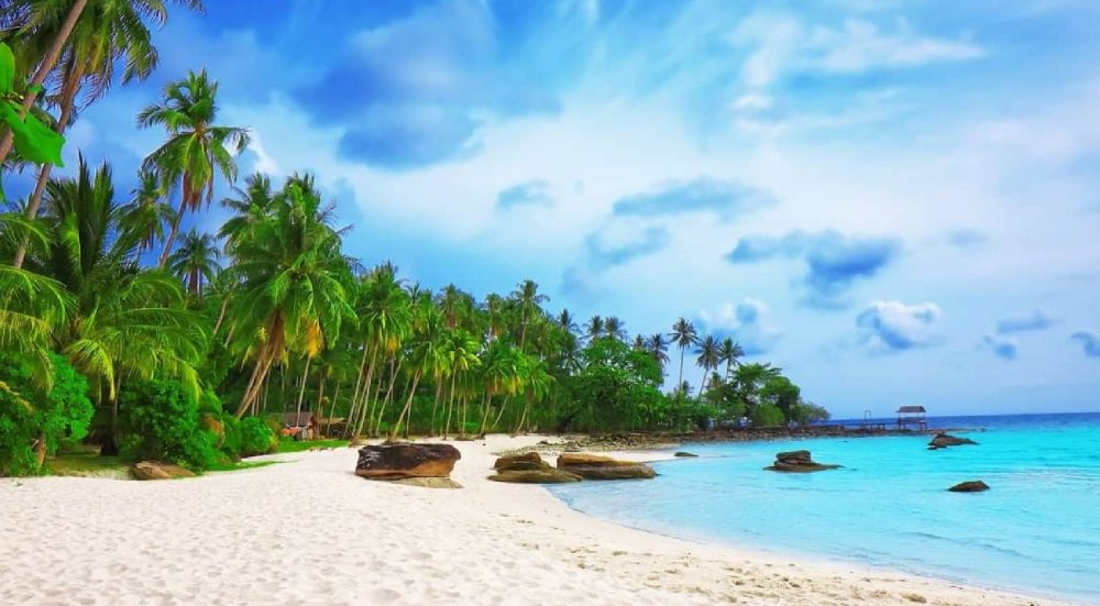 THE PARADISE PHU QUOC ISLAND – THE VERY FIRST VIETNAM'S OFFSHORE CITY